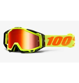 100% 100% Racecraft Goggle Yellow