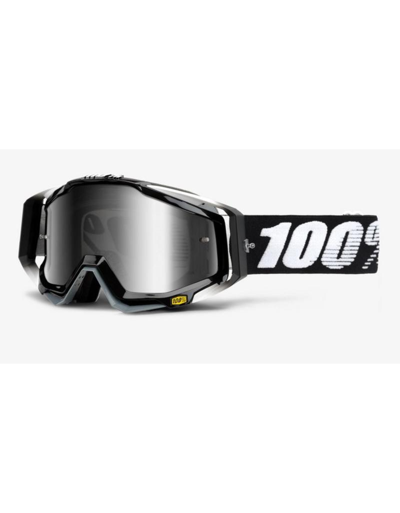 100% 100% Racecraft Goggle Abyss