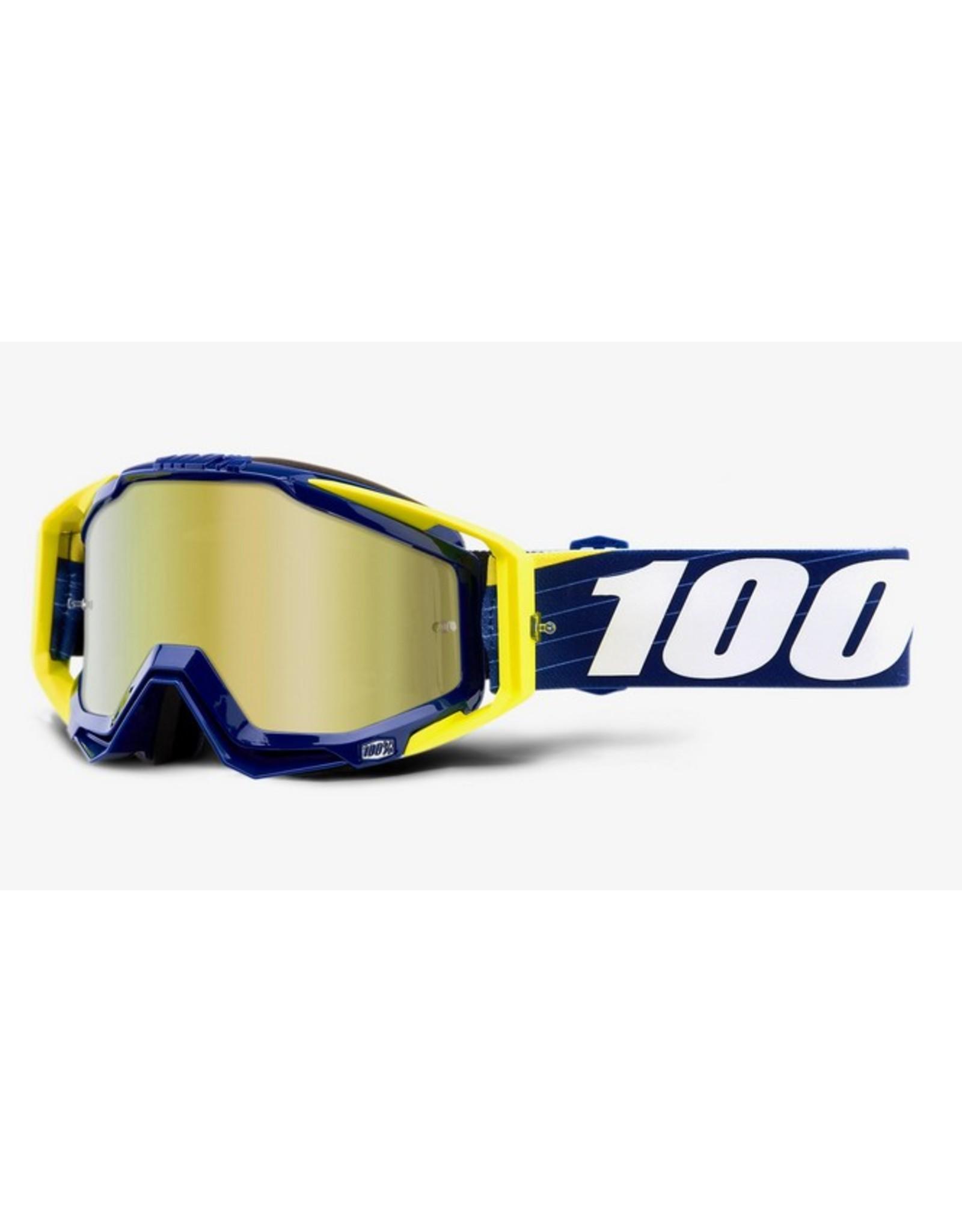 100% 100% Racecraft Goggle Bibal/Navy