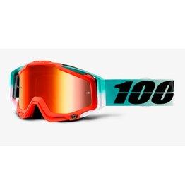 100% 100% Racecraft Goggle Cubica