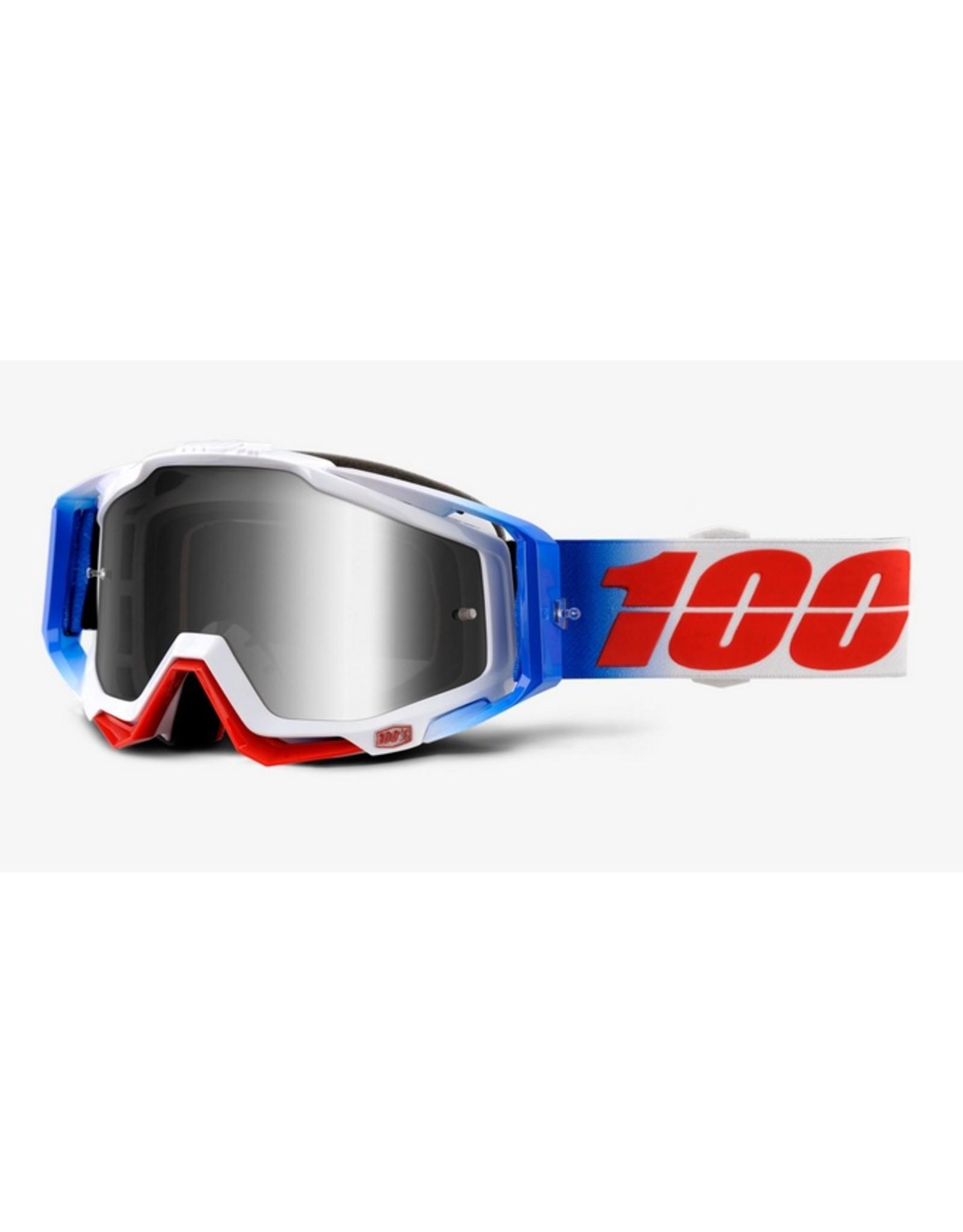 100% 100% Racecraft Goggle Fourth