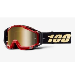 100% 100% Racecraft Goggle Hot Rod