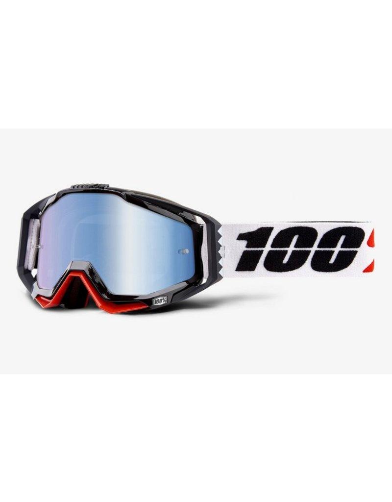 100% 100% Racecraft Goggle Marigot