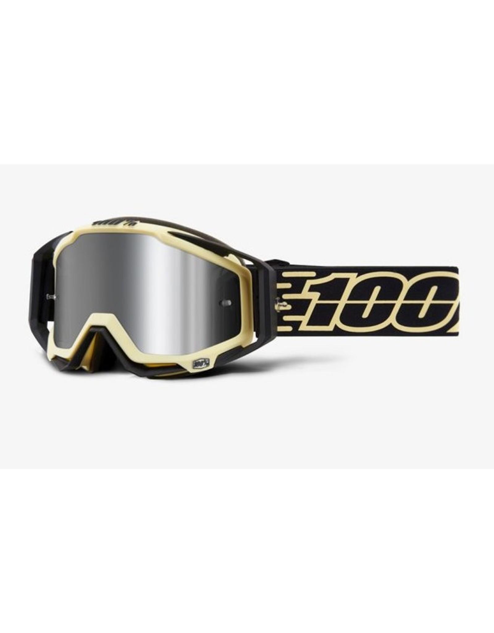 100% 100% Racecraft Goggle PLUS Jiva