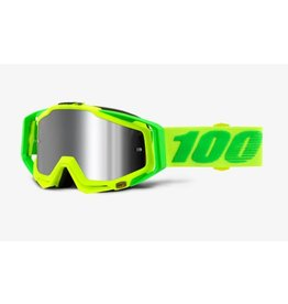 100% 100% Racecraft Goggle PLUS Sour