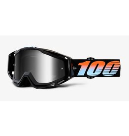 100% 100% Racecraft Goggle Starlight