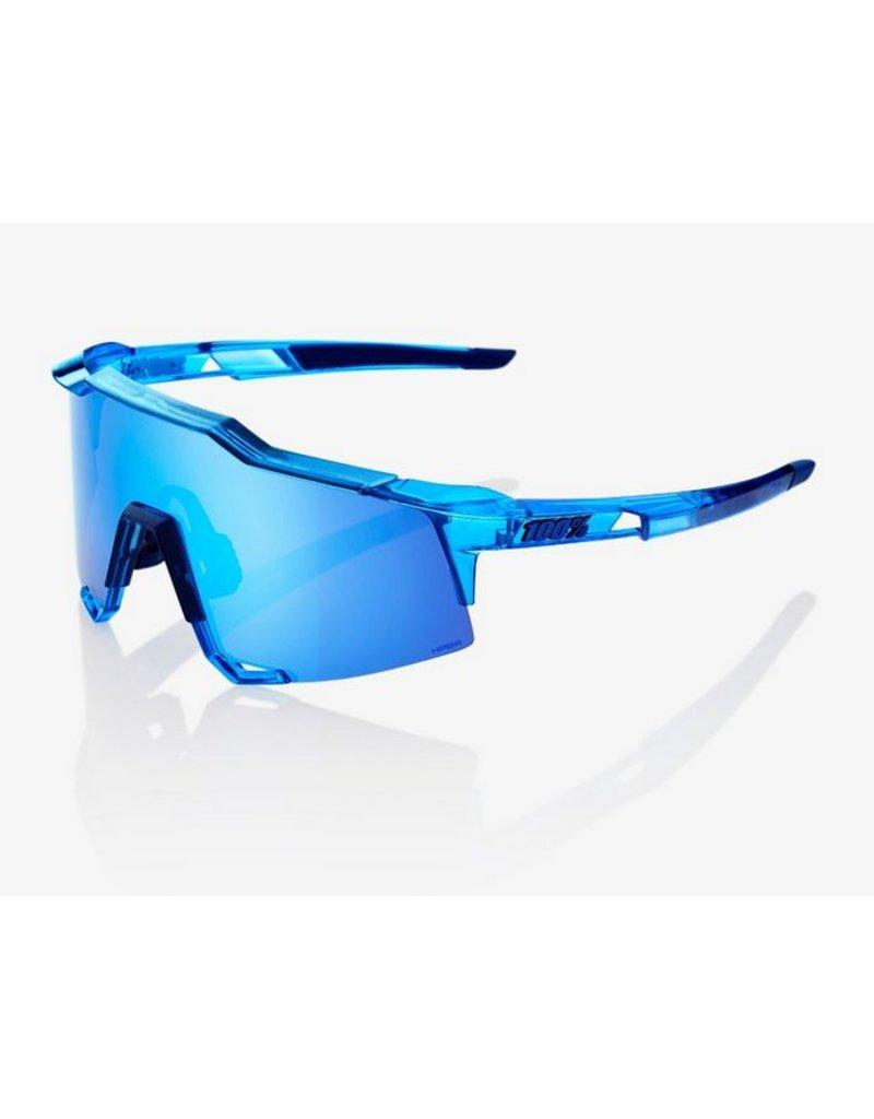 100% 100% Speedcraft Crystal Blue/Blue