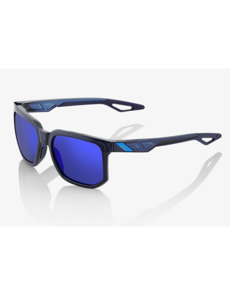 100% 100% Centric Translucent Blue/Blue