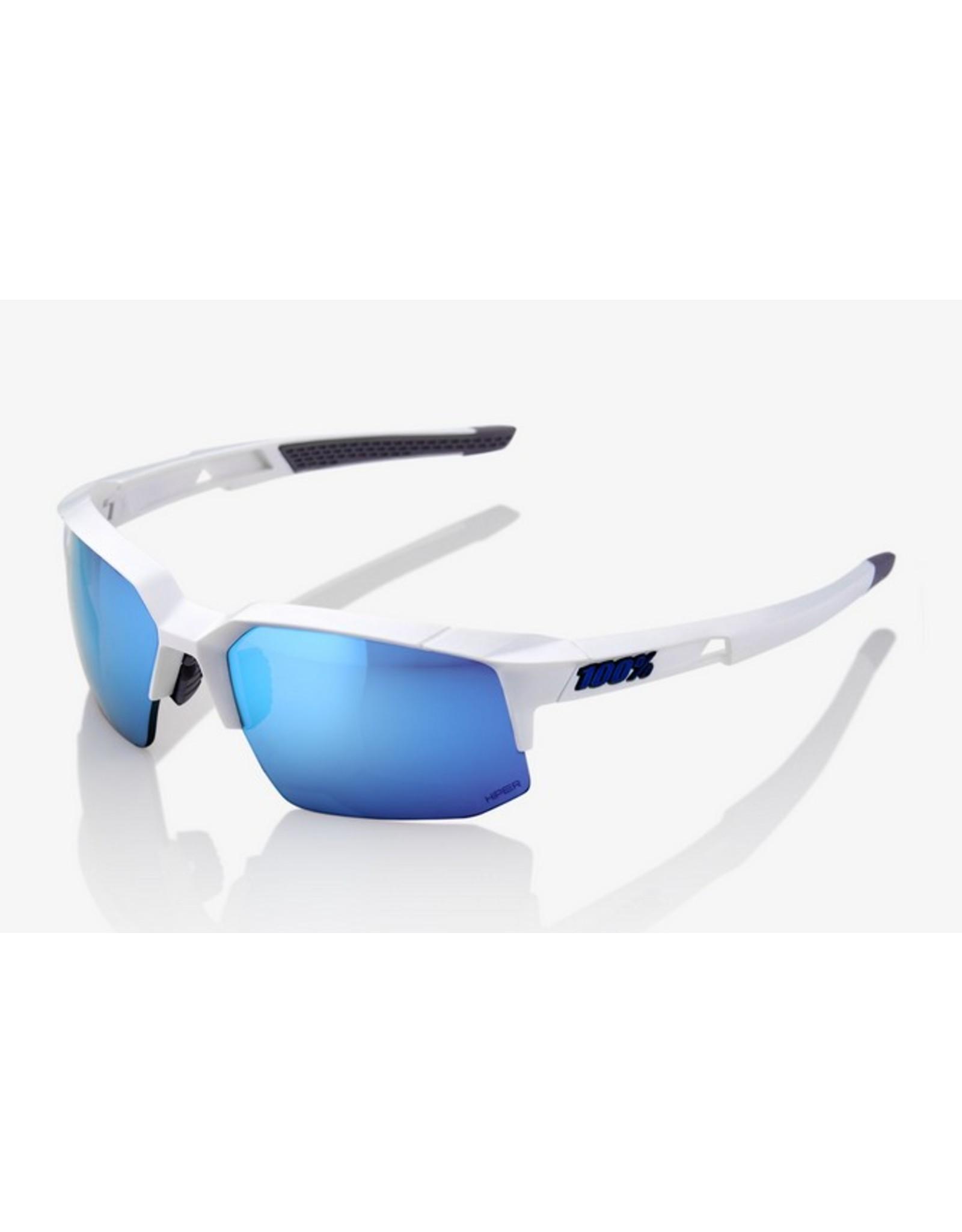 100% 100% Speedcoupe White/Blue