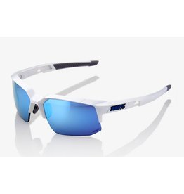 100% 100% Speedcoupe White/Blue
