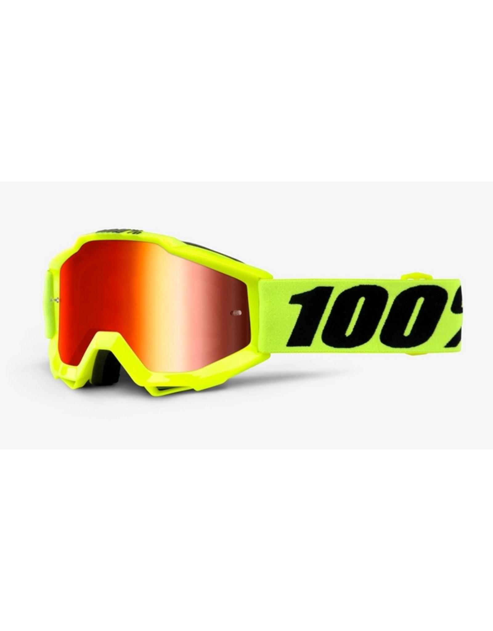 100% 100% Accuri Youth Yellow