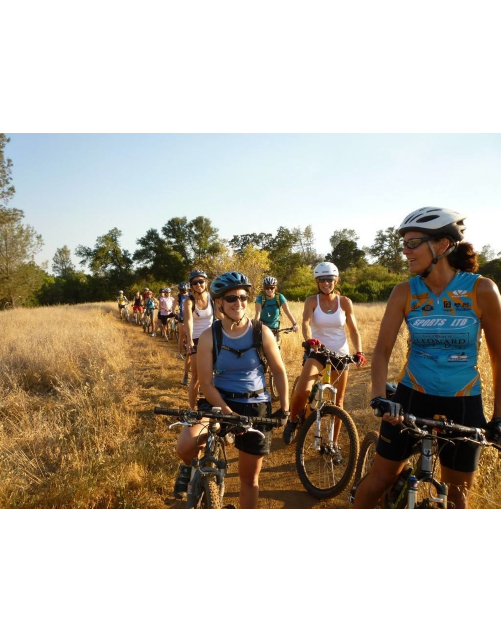 Women's Only Mountain Bike Clinic June 29th