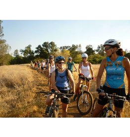 Women's Only Mountain Bike Clinic