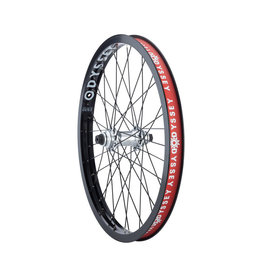 Odyssey Odyssey Hazard Lite Front Wheel Black/Polished