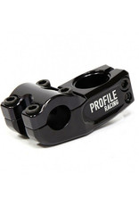 Profile Racing Profile Racing Mulville Push Stem +/- 0 degree, 48mm Black