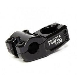Profile Racing Profile Racing Mulville Push Stem +/- 0 degree, 48mm Black