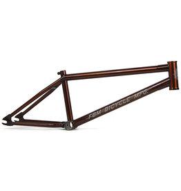 """FBM FBM Paradigm Frame 21"""" Translucent Copper"""
