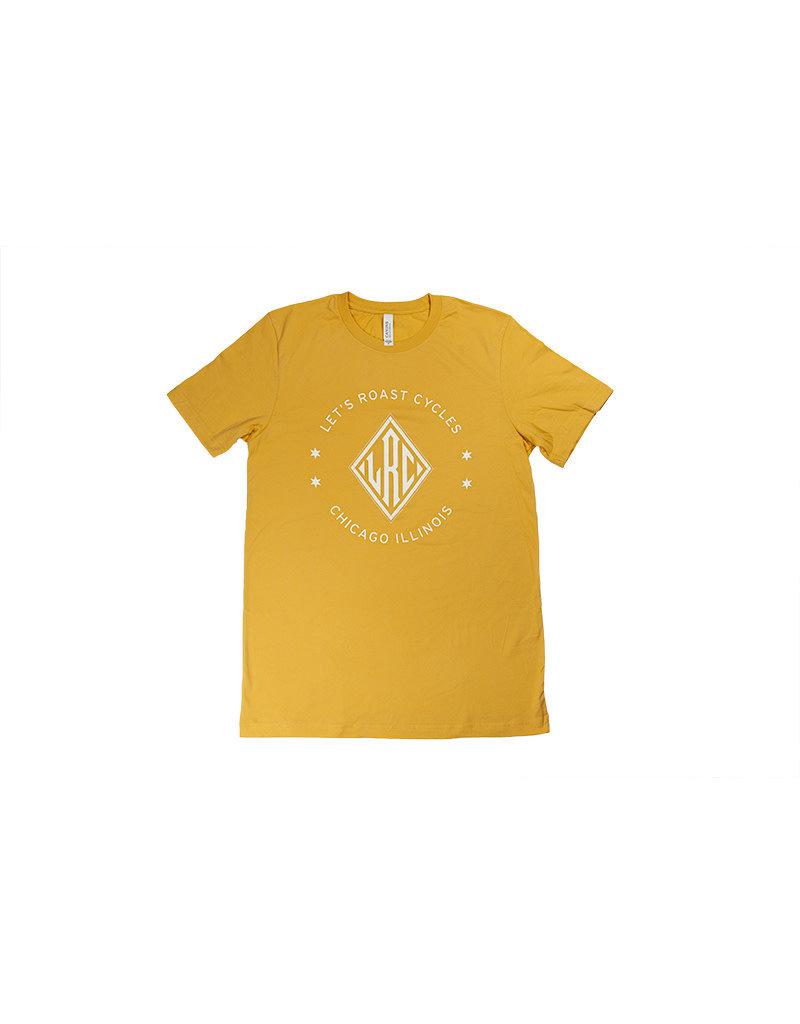 Let's Roast Cycles LRC Logo T-Shirts