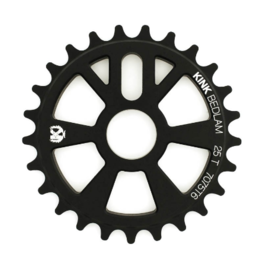 Kink Kink Bedlam Sprocket Black 28t
