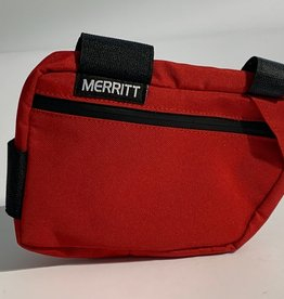 Merritt Merritt Corner Pocket MKII Frame Bag Red