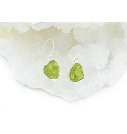 Boucles d'oreilles Péridot