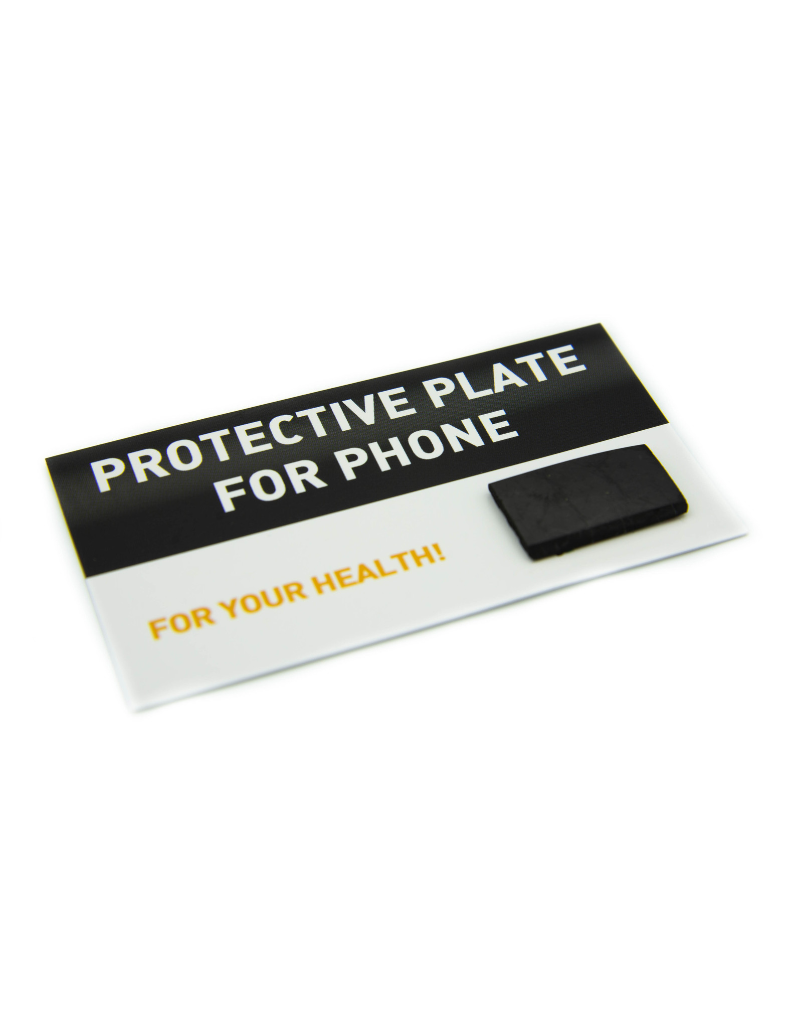 Shungite Plate for Phone