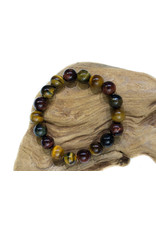 Tiger eye - Bull eye - Falcon Hawk Bracelet