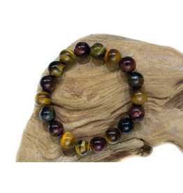 Tiger eye - Bull eye - Hawk eye Bracelet