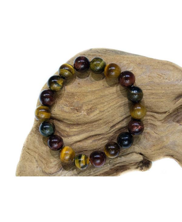 Tiger eye - Bull eye - Falcon Hawk Bracelet
