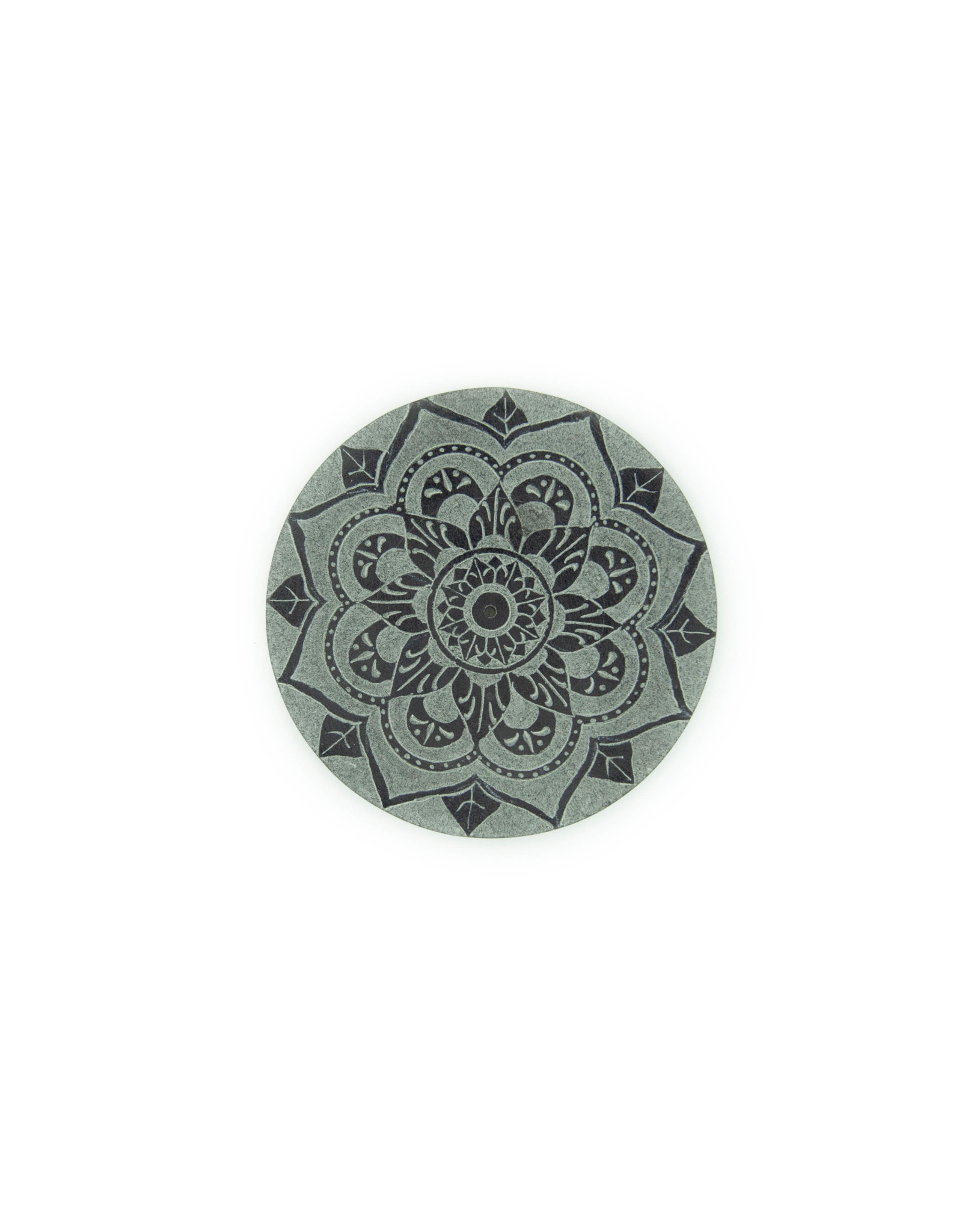Base encens ronde mandala
