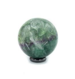 Sphère Fluorite
