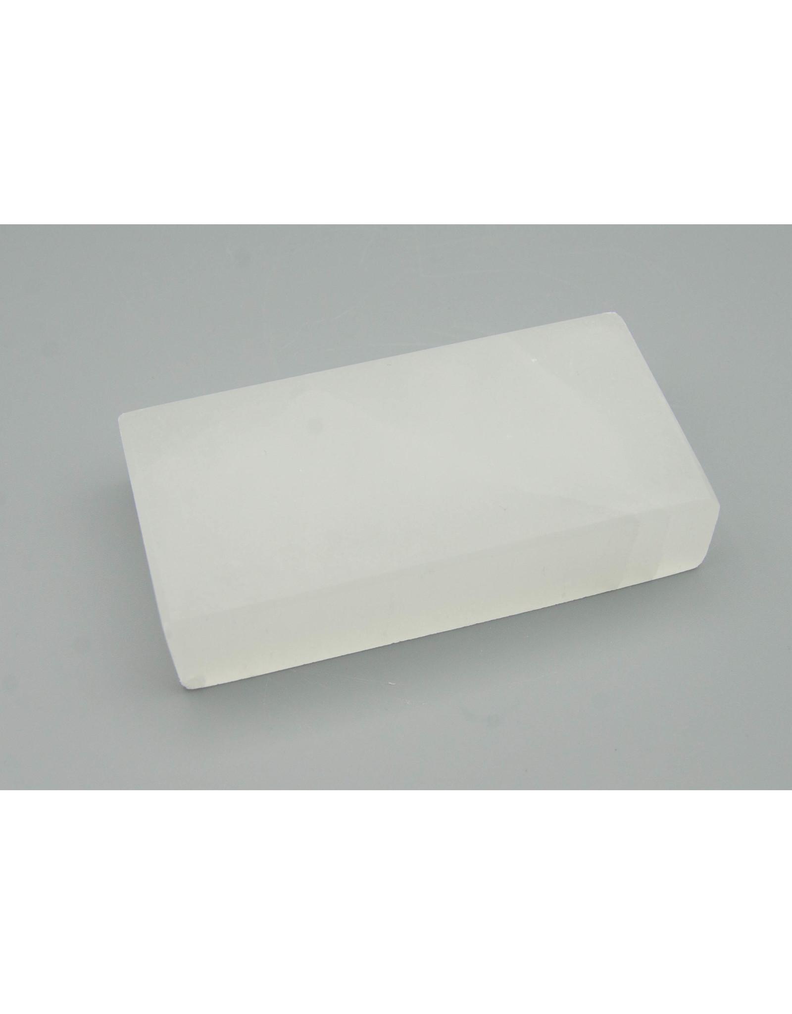 Sélénite plaque rectangle