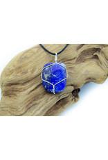Lapis Lazuli handmade necklace