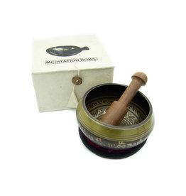 Medium size Tibetan Bowl