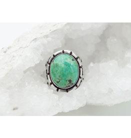 Bague Turquoise (chaque grandeur = pierre différente)