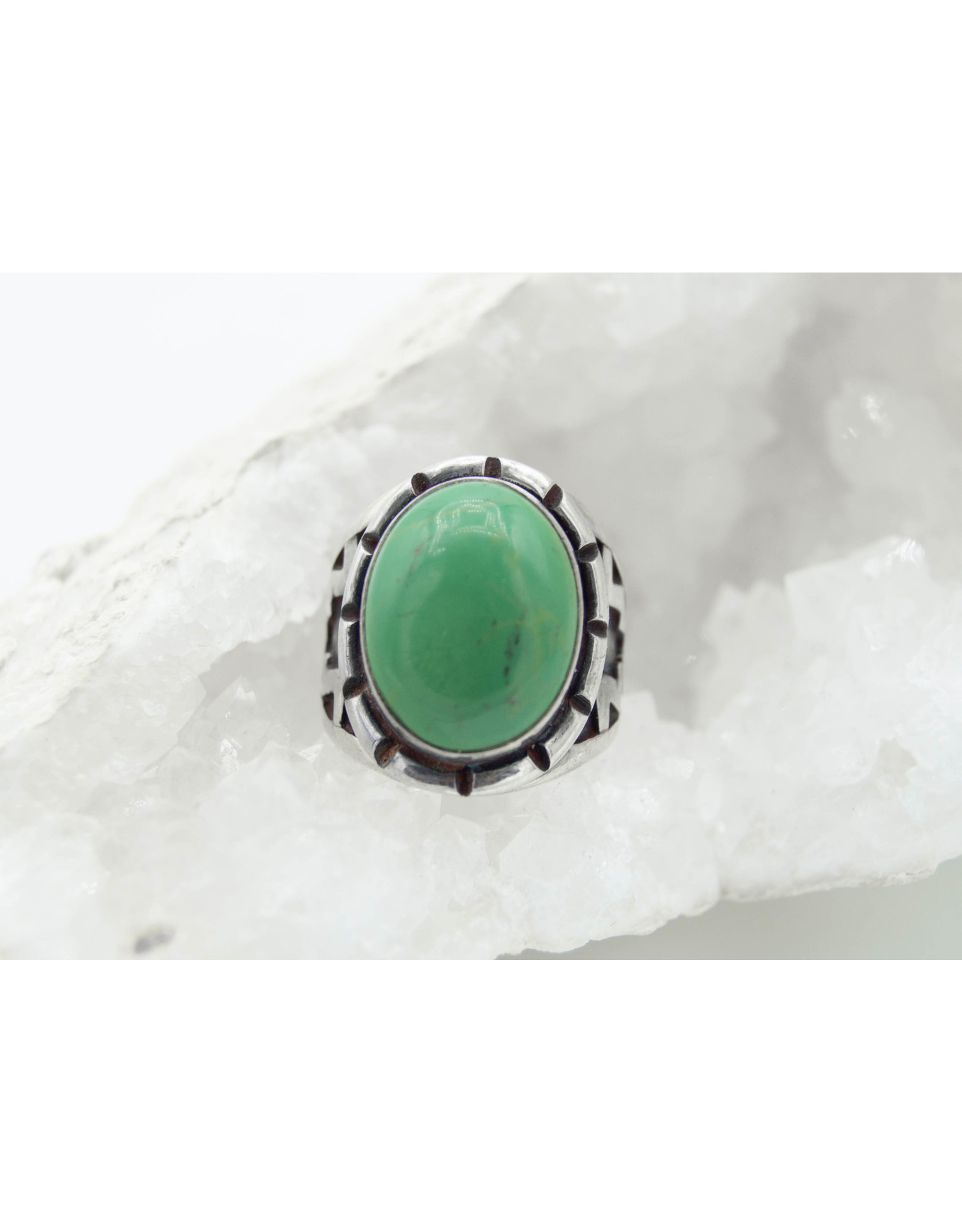 Turquoise Ring (each size=different stone)