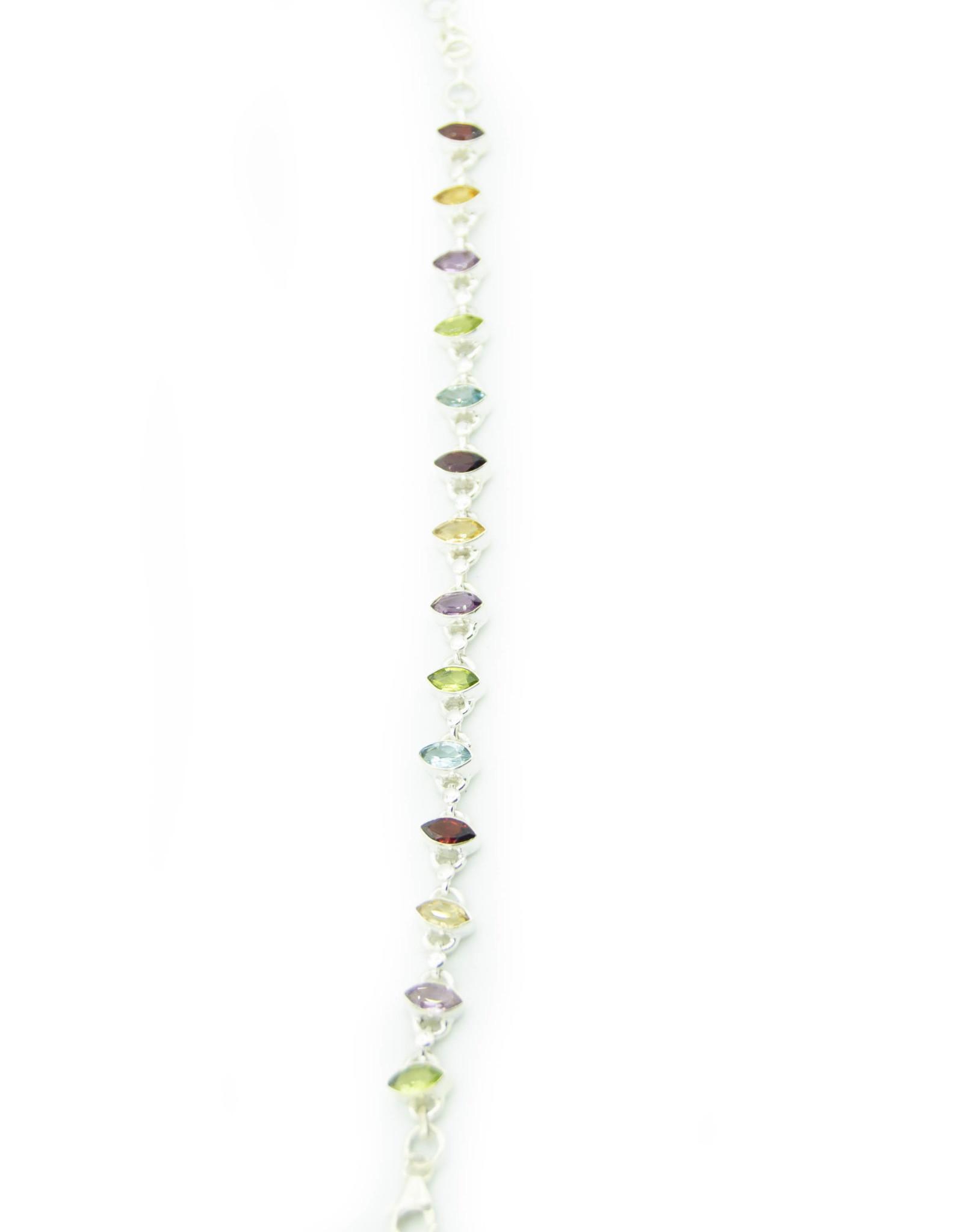 Bracelet Multi pierres