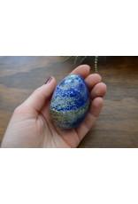 Oeuf Lapis Lazuli