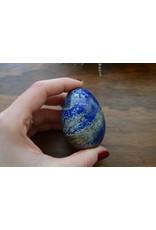 Lapis Lazuli Egg