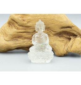 Clear Quart Buddha