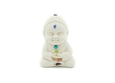 Hands & Buddha plaster