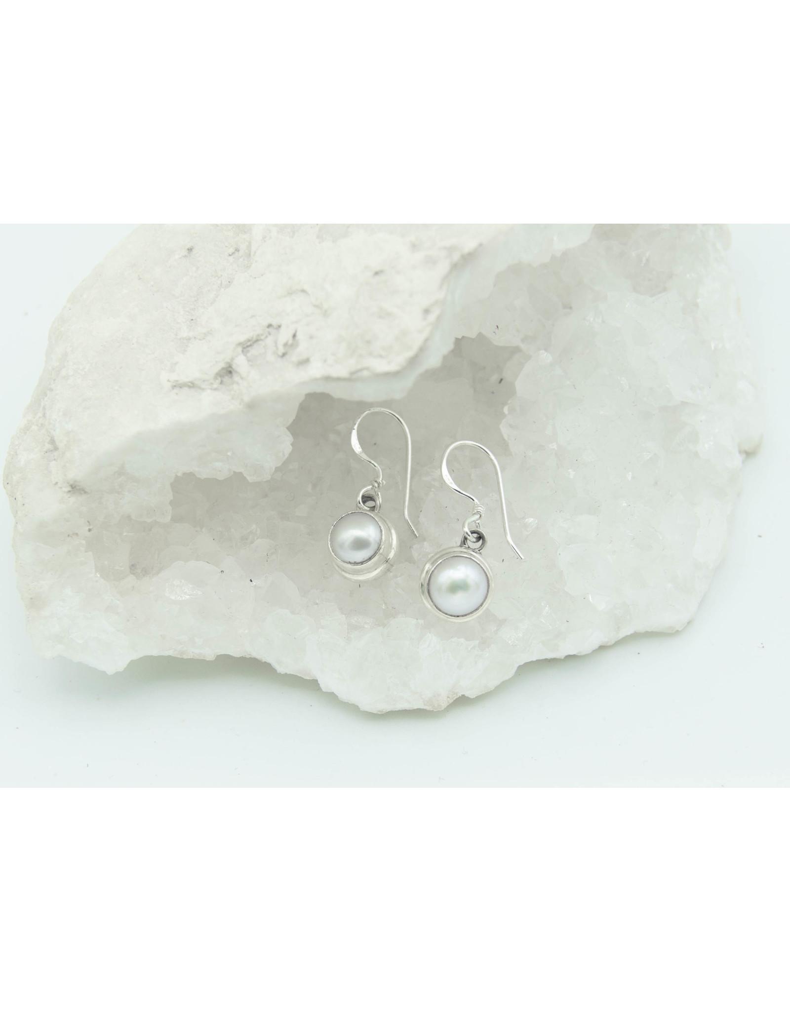 Boucles d'oreilles Perle