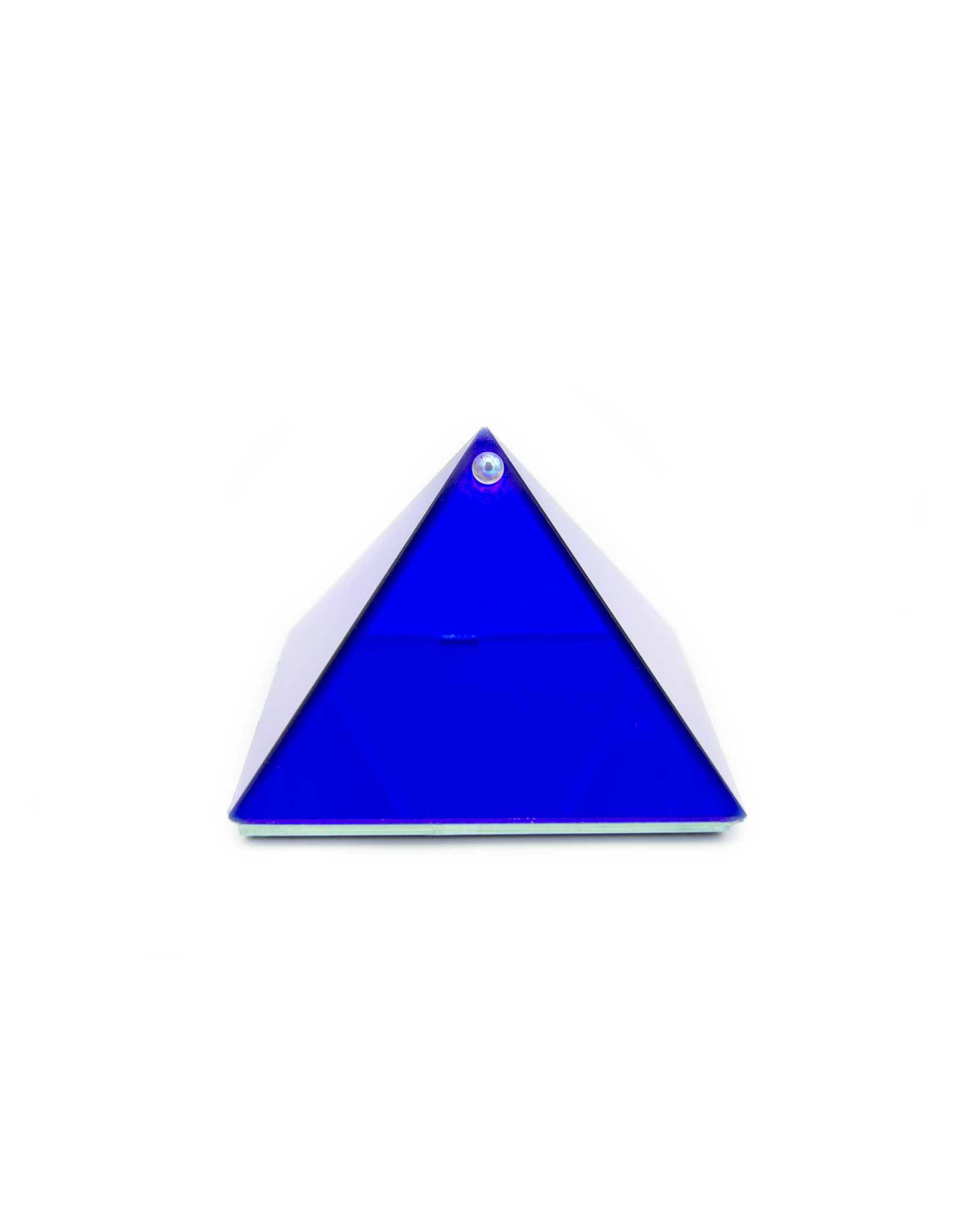Wishing Pyramid (Blue Cobalt)