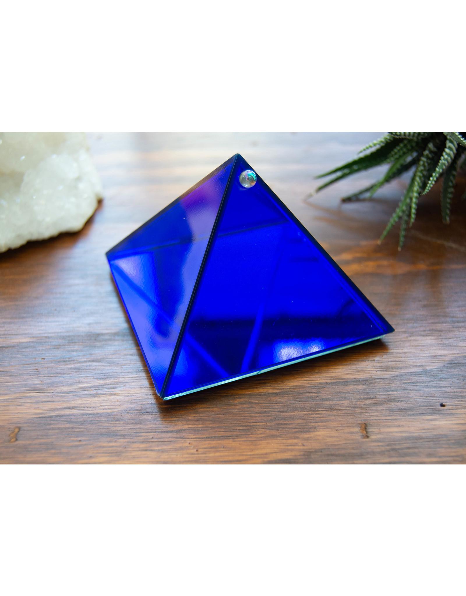 Pyramide à souhait Cobalt