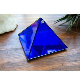 Wishing Pyramid (Blue Cobalt)