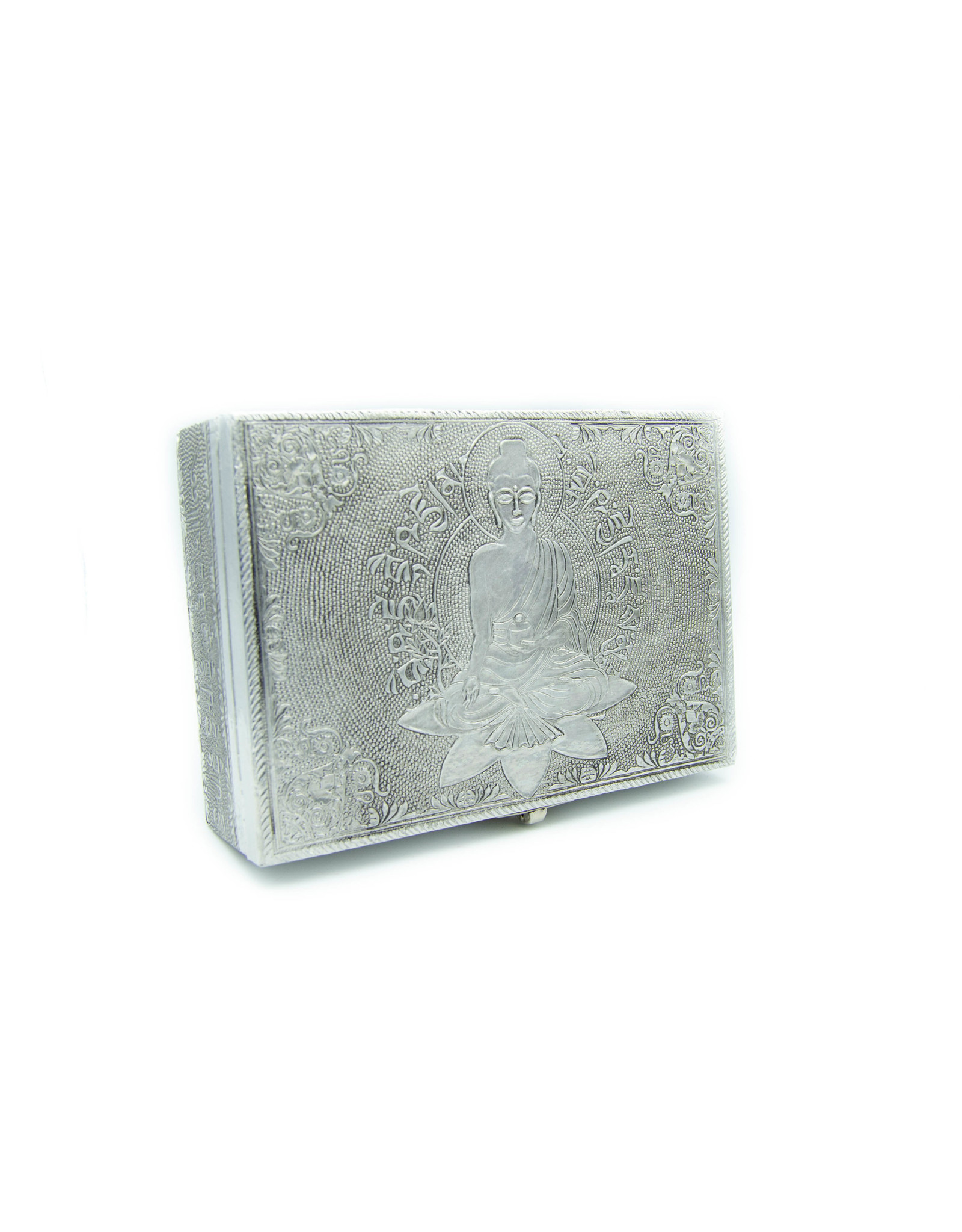 Boîte métallique - Bouddha