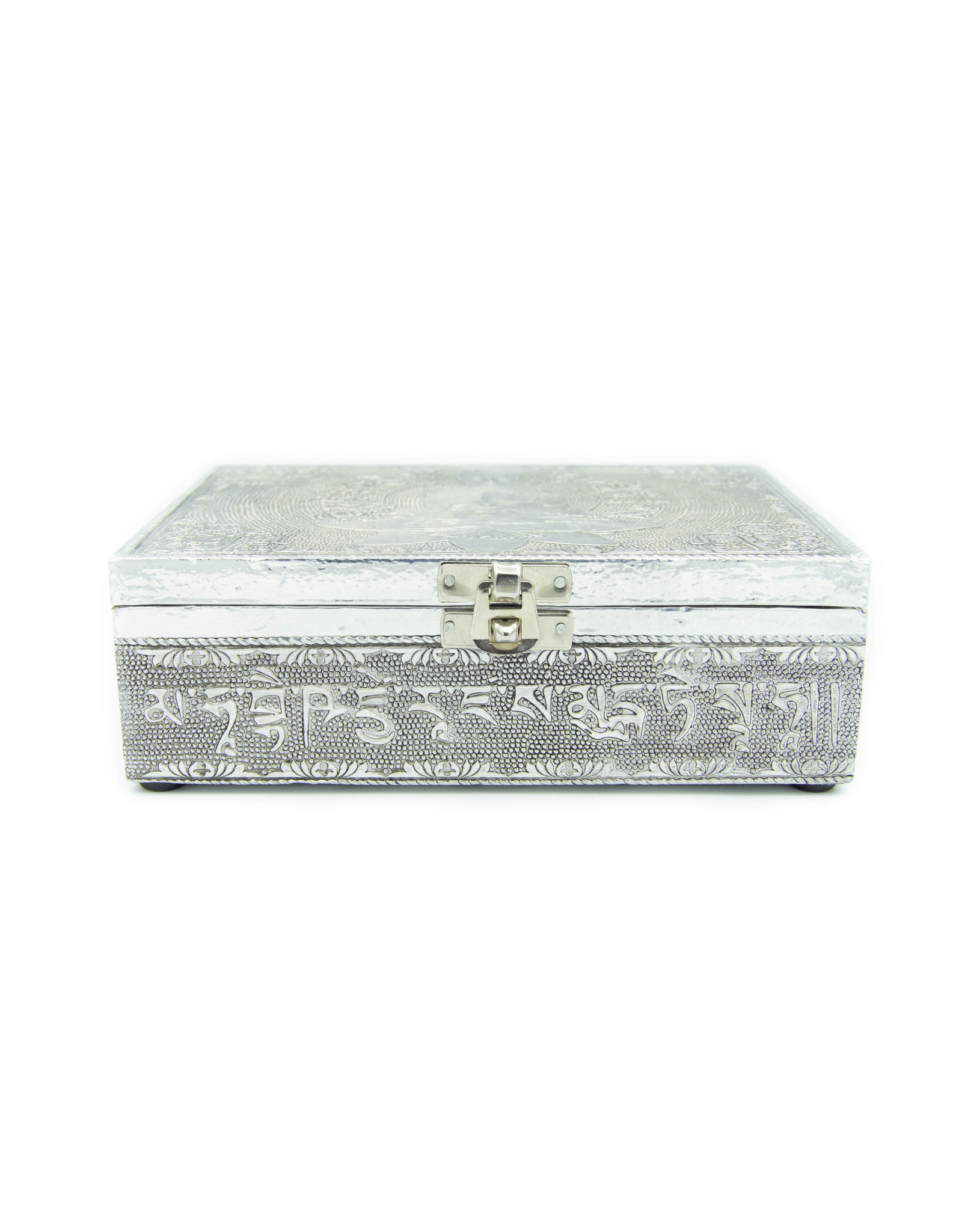 Metallic Box (Buddha)