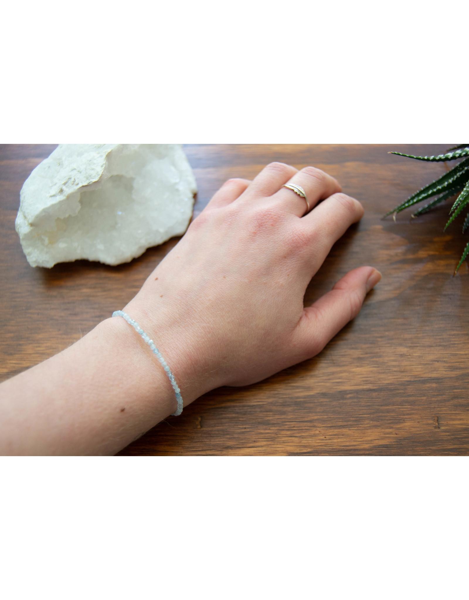 Aqua Marine Bracelet mini