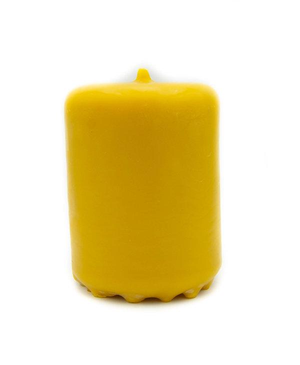 Beeswax Candle - Pillar 9