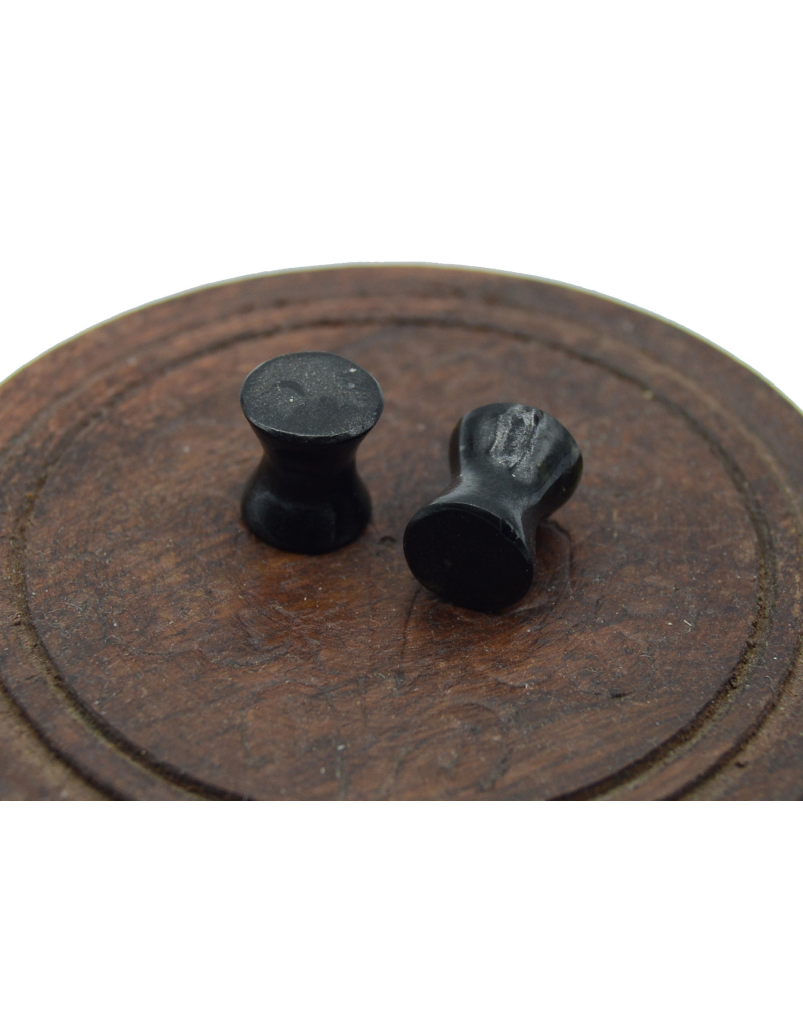 Black Tourmaline Ear Plugs